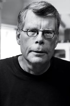 Stephen King, who doesn't have all of his books!? I have tons of them