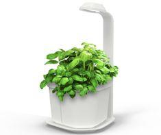 sebastian jansson, genie kitchen garden, indoor gardening, indoor garden finland, tregren, internal gardening, sustainable design, green des...