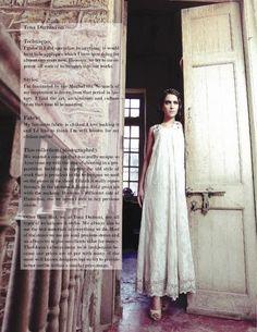 Tena Durrani Mughal Inspired Fashion