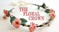 The Floral Crown – A Trend to Stay