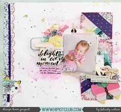 One of our new designers @flisw also created a darling layout using the #february2017 #hipkits featuring her sweet daughter!  @hipkitclub #hipkitexclusives #hkcexclusives #exclusives #hipkitclub #hipkit @maggiehdesign @cratepaper #chasingdreams #oasis @pinkpaislee #ohmyheart #papercrafting #kitclub #scrapbookingkitclub #mixedmedia #handstitching