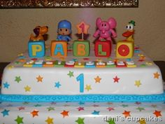 pasteles de pocoyo - Buscar con Google
