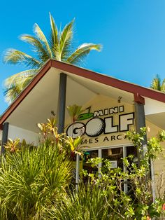 of mini-golf fun. Last Holiday, Hamilton Island, Luxury Accommodation, Gazebo, Things To Do, Golf, Outdoor Structures, Activities, How To Plan