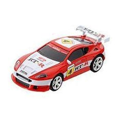 Mini Portable RC Racing Car