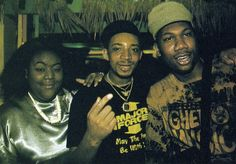 Ms. Melodie, Kool DJ Red Alert & KRS-One