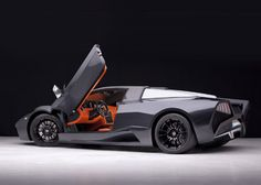 Arrinera    A supercar from Poland-even though the name sounds Italian & the car designer-Lee Noble-is an Englishman.  650-hp V8 engine that reaches 211 mph—& does zero to 60 in 3.2 seconds—Arrinera is a real speed demon. It's also got black-and-orange interior, plus a safety-tech thermal vision camera that detects the heat signature of man and beast (so what's on the road ahead is visible even in the darkest night). $160,000, it's a relative bargain for a supercar. arrinera.com