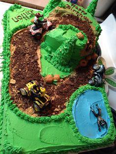 9 Best 4x4 Cakes Images