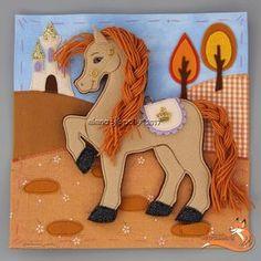 Quiet book inspiration: horse with plaits Diy Quiet Books, Baby Quiet Book, Felt Quiet Books, Quiet Book Templates, Quiet Book Patterns, Imprimibles Toy Story Gratis, Sensory Book, Fidget Quilt, Toddler Books