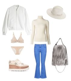 """""""Untitled #629"""" by raluca-denisat on Polyvore featuring STELLA McCARTNEY, Emanuel Ungaro, rag & bone and T By Alexander Wang"""
