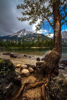 Grand Teton National Park, Wyoming; photo by .Roberto Rivera