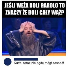 Wtf Funny, Hilarious, Polish Memes, Cool Pictures, Funny Pictures, Weekend Humor, Funny Mems, Bad Memes, Read News