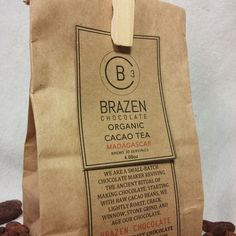 Organic Cacao Tea from BRAZEN CHOCOLATE for $0.01-$17.00