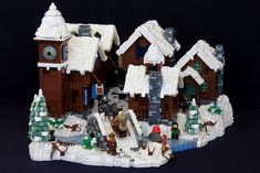 There have been several great entries for the CCC (Colossal Castle Contest).soccersnydericontinued the trend by building the Streets of Daydelon. The medieval village is packed full of details in…