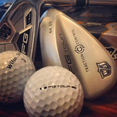 """October 10, 2013: """"New FG Tour proto ball is now on the top of the @EuroSeniorTour Order of Merit with our man-on-fire Steen Tinning,"""" reported Wilson Golf."""