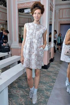 Paul Costelloe womenswear, spring/summer 2015, London Fashion Week