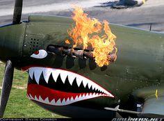 Aviation Pin Ups: Photo Aircraft Engine, Ww2 Aircraft, Military Aircraft, Breathing Fire, Photo Avion, Shark Mouth, Engine Start, Supermarine Spitfire, Ww2 Planes
