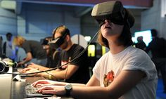 Oculus Rift CEO: we want to put 1 billion people in virtual reality | Tech | The Guardian