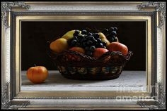 Wonderful still life photograph by the artist Pemaro.