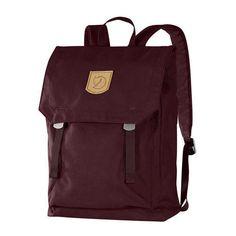 Fjallraven Foldsack No 1 Backpack 24210 - Dark Garnet #Fjallraven