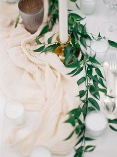 Romantic+and+Organic+Blush+Real+Wedding