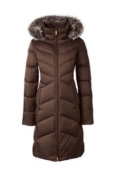 Women's Shimmer Down Coat | With its sleek appearance and genuine down insulation, you'