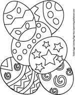 60 Best Easter Coloring Pages images