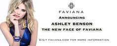 It's official!! We are so excited to announce that Ashley Benson is the NEW Face of Faviana! Be on the lookout for daily photos and upcoming news!    #ashleybenson #faviana #PLL #dress
