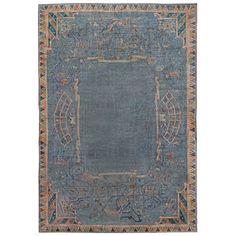 Antique Indian rug  Find it here on 1stdibs