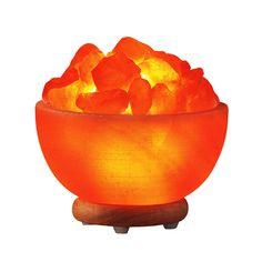 Healing Embers Salt Lamp   dotandbo.com