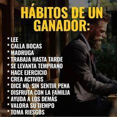 Fashion and Lifestyle Motivacional Quotes, Life Quotes, Quotes En Espanol, Les Sentiments, Spanish Quotes, Life Motivation, Self Improvement, Sentences, Positive Quotes