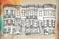 """No Such Thing As Was: """"The shape and color of time"""": Kazin and brownstones"""