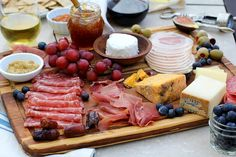 Make a charcuterie board for your next get together!  #ad @mysmithsgrocery