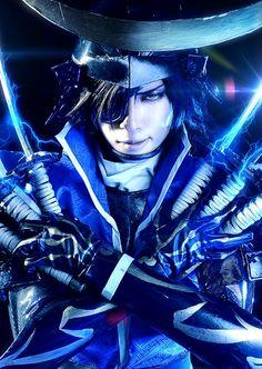 Mayu(繭) Date Masamune Cosplay Photo - WorldCosplay
