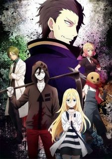 Satsuriku No Tenshi Episode 7 Anime Angel Animasi Dan Horor