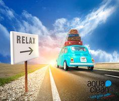 El día del año que todos ansiamos ha llegado… En Aquaclean nos vamos de vacaciones y queremos desearte un feliz verano. Os esperamos en septiembre con las pilas cargadas, con nuevos productos, colecciones y muchas, muchas novedades!!!