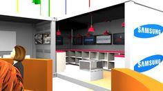 FCSI Pavilion Tech Box designed by LU Schildmeyer