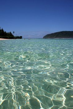 Tropical waters - Western Samoa