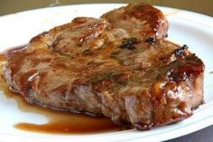 Delicious Brown Sugar Chops – Weight Watchers Recipes