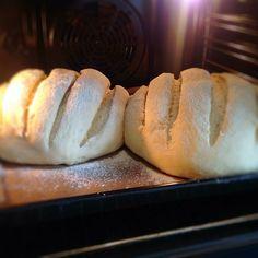 Godaste brödet! Bagan, Cilantro, Artisan Bread Recipes, Piece Of Bread, Our Daily Bread, Swedish Recipes, Bread Baking, Food Inspiration, Baked Goods