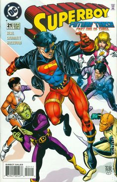 Superboy (1994 3rd Series) 21