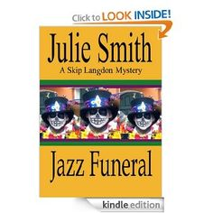 FREE!! Jazz Funeral (Skip Langdon #3) (Skip Langdon Mystery) (The Skip Langdon Series): Julie Smith:  New Orleans Homicide Detective Skip Langdon acquires a ready-made suspect list from the victim's live-in lover, feisty and swiftly rising star Ti-Belle Thiebaud, and sets out to solve the murder. To complicate the case, the victim's sixteen-year-old blues musician sister has disappeared, and Skip suspects that if the young woman isn't the murderer, she's in mortal danger from the person who…