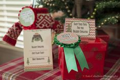 Holiday Christmas Christmas/Holiday Party Ideas | Photo 1 of 26 | Catch My Party