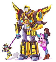 Transformers Memes, Transformers Bumblebee, Transformers Optimus Prime, Horror Movie Characters, Marvel Characters, We Bare Bears Human, Fantasy Beasts, Cartoon Fan, Anime Family