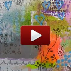 [On the Blog] at Somerset Place: Guest Artist Mindy Lacefield Shares Art Journaling Magic