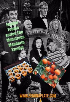 SIMPLY DELISH : FESTIVE FOODIE SERIES: THE MONSTROUS MANDARIN FAMI...