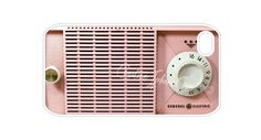 Pink Retro Vintage Old Radio Iphone 4, 4S, 5, and iPod Touch 4 or 5 Cases on Etsy, $15.99