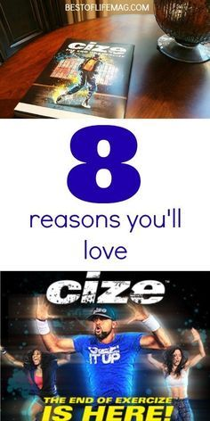 8 Reasons You will LOVE Cize by Beachbody - CIZE calories burned - Just how many calories does CIZE by Beachbody burn and why should you love the workout?