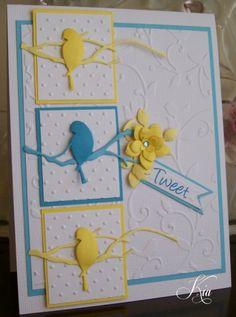 Tweet by kiagc - Cards and Paper Crafts at Splitcoaststampers