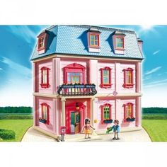 Casa papusii de la Playmobil , in oferta Cumperi-Orice.RO la un pret special.