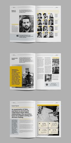 Kreatype Annual Report Inspirational and colourful editorials for… – corporate event design Flugblatt Design, Page Layout Design, Magazine Layout Design, Magazine Layouts, Magazine Design Inspiration, Design Brochure, Brochure Layout, Brochure Template, Report Template